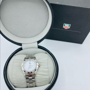 Aquaracer Tag Heuer Ladies Watch